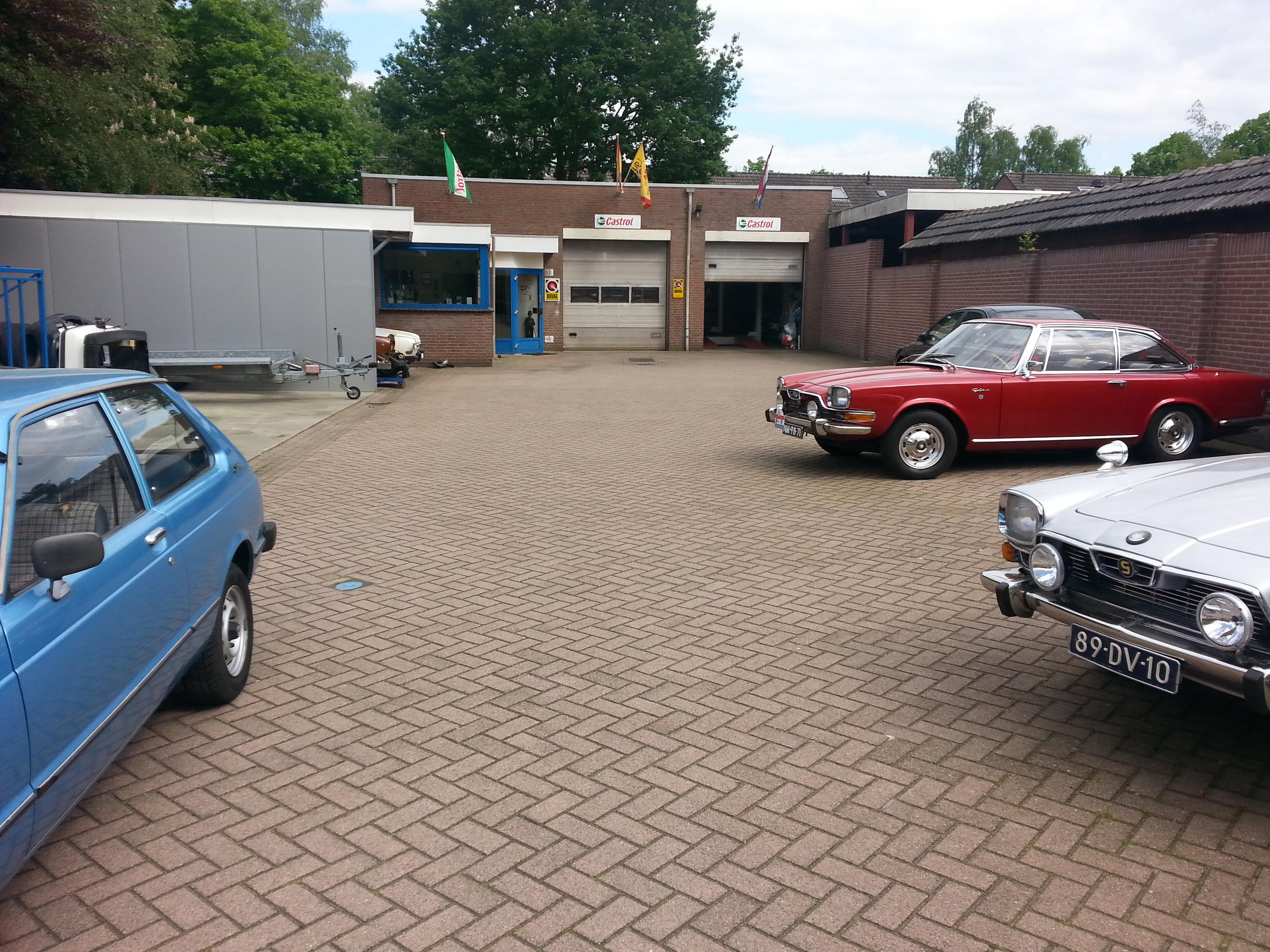 Parkeerruimte